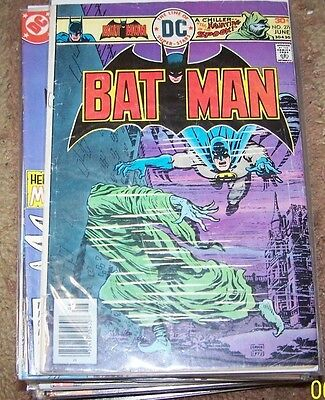 Batman #276 (Jun 1976, DC) HAUNTING SPOOK lower grade
