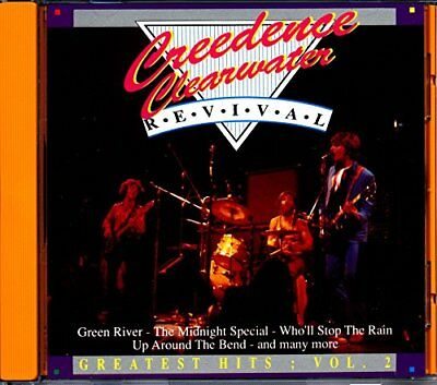 Creedence Clearwater Revival - Greates... - Creedence Clearwater Revival CD RKVG