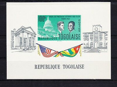 Togo Block 9 mit 355 ** postfrisch Republik Togo #RE189