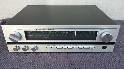 RFT 4. Band Stereo Receiver  RX 42 Made in GDR