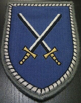✚1040✚ German Bundeswehr sleeve patch insignia Army Support Command
