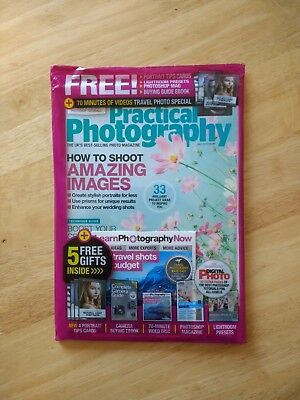 Practical Photography Magazine April 2018