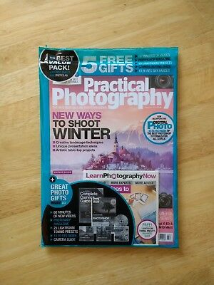 Practical Photography Magazine February 2018