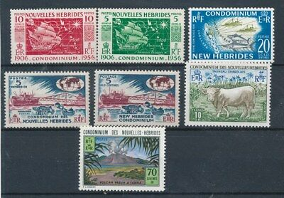 [70604] New Hebrides good lot Very Fine MNH stamps
