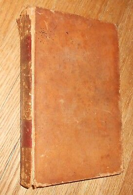 1826 Antique Medical Book Treatise on Special and General Anatomy Horner Vol.2