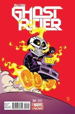 All New Ghost Rider #1 (NM)`14 Smith/ Moore  (Cover H)