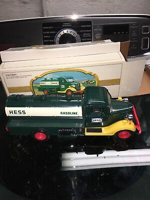 "1982/83 ""the First Hess Truck"" Gasoline Tanker In Original Box & Packaging"