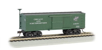 Bachmann 72306 HO Chicago & North Western Old-Time Box Car
