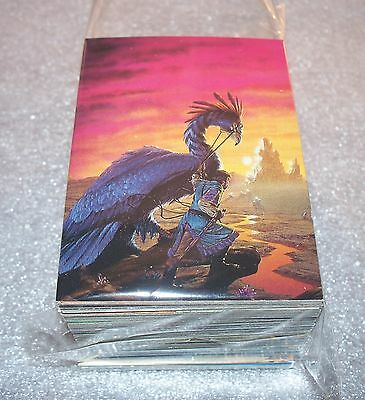 EVERWAY Fantasy Art  Complete Trading Card Set