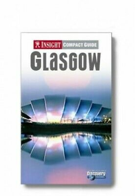 Glasgow Insight Compact Guide (Insight Compact Guides) by Clark, Ron Paperback