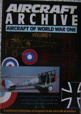 Aircraft Archive; A detailed collection of original scale aircraft ... Paperback