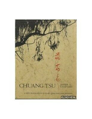 Inner Chapters by Zhuang, Zi Paperback Book The Cheap Fast Free Post
