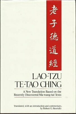Tao Te Ching by Lao Tzu Hardback Book The Cheap Fast Free Post