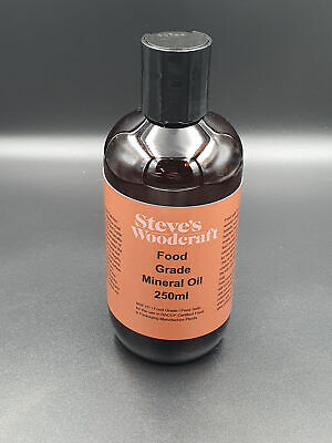 Food Grade Mineral Oil 250ml