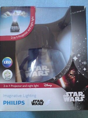 Philips Star Wars Lampe