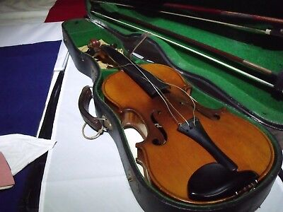 Antique, Circa 1830, Le Marquis Delair French Violin