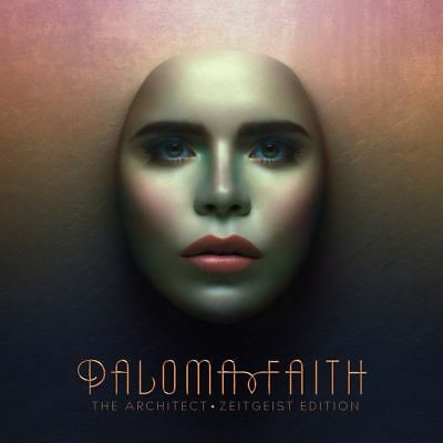 PALOMA FAITH THE ARCHITECT ZEITGEIST EDITION 2 CD (Released November 16th 2018)