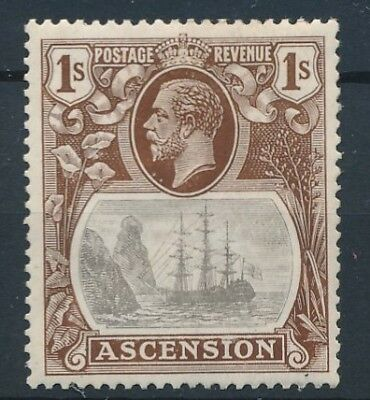 [30227] Ascension 1924 Good stamp Very Fine MH