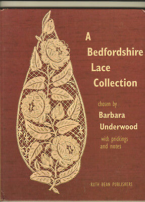 A Bedfordshire Lace Collection  Lace Book Barbara Underwood