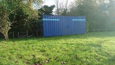 20ft storage container.