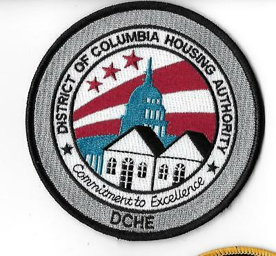 District of Columbia Housing Authority patch
