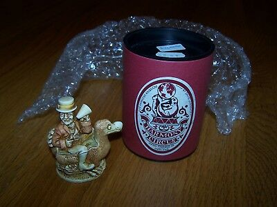 """Nos Harmony Kingdom Harmony Circus """"ringmaster"""" Is Excellent & Missing Paperwork"""