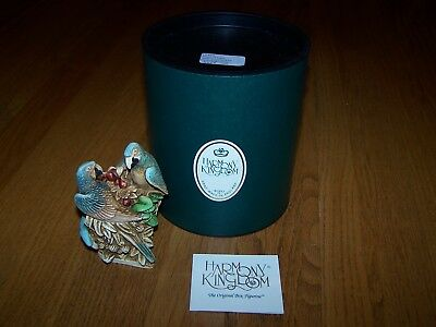 Nos Harmony Kingdom 'pieces Of Eight' 3947/5000 Signed David Lawrence  Excellent