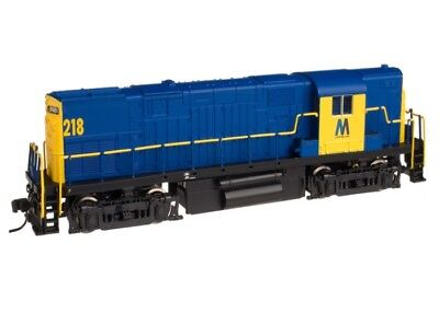 Atlas C420 Ph.1 Low Nose w/o nose light - Long Island #218 Locomotive