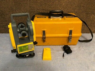 Spectra Precision Trimble DET-2 Electronic Theodolite with Case