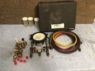 Vintage Febco Model Rptk1 Tk-1 Backflow Preventer Test Kit