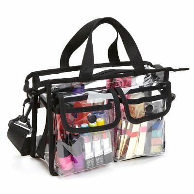 Waterproof Clear EVA Cosmetic Makeup Bag Toiletry Travel Wash Organizer Pouch AU