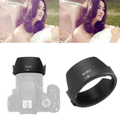 ES-68 II Bayonet Mount Flower Lens Hood For Canon EF 50mm f/1.8 STM Lens DECOR
