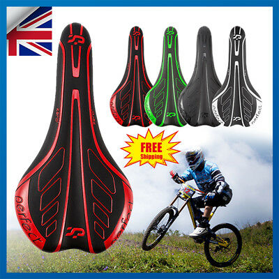 Mountain Bike Bicycle Cycle MTB Soft Saddle Seat Road Sport Extra Comfort GEL UK