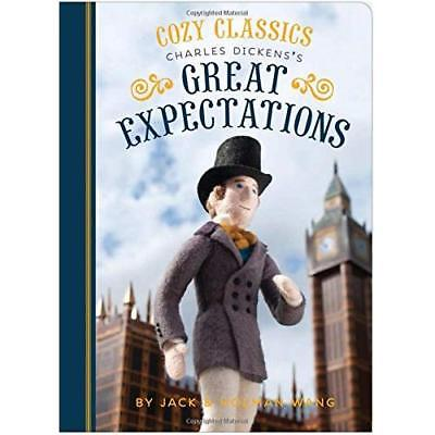 Great Expectations: By Charles Dickens Wang, Holman/ Wang, Jack