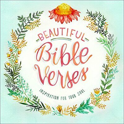 Beautiful Bible Verses: Inspiration for Your Soul by Workman Publishing Co Inc,
