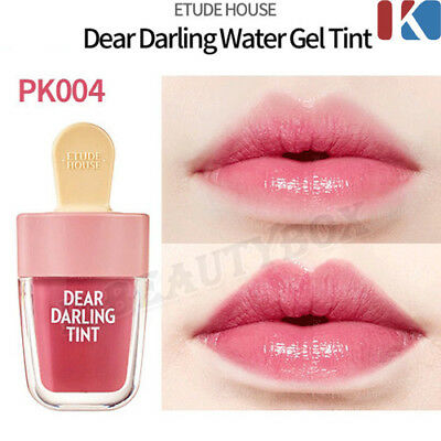 ETUDE HOUSE Dear Darling Water Gel Tint #PK004 / Long Lasting Lip Tint Lip Stain