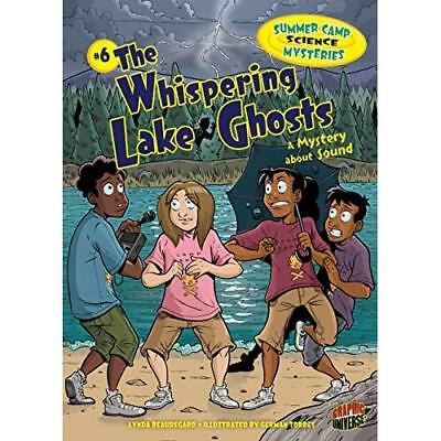 The Whispering Lake Ghosts: A Mystery about Sound - Library Binding NEW Beaurega