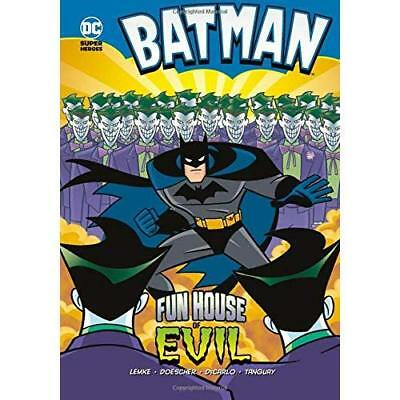 Fun House of Evil (Batman) - Library Binding NEW Lemke, Donald B 2009-03-30