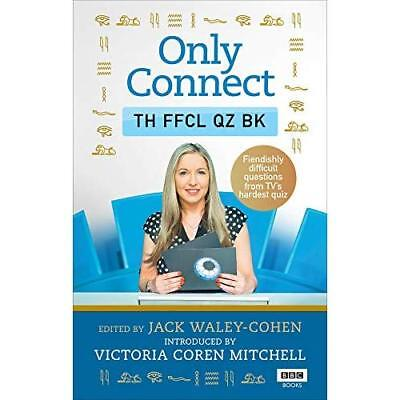 Only Connect - Paperback NEW Waley-Cohen, Ja 09/08/2018