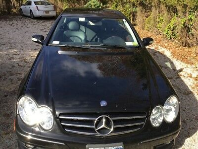 2008 Mercedes-Benz 500-Series Black shirazians@aol.com