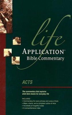 Acts: Life Application Bible Commentary