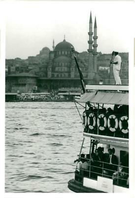 Turkey Istanbul. - Vintage photo