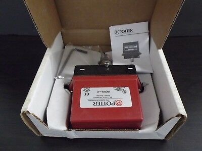 Potter Electric PCVS-2 Control Valve Supervisory Switch (New - in box) FREE SHIP