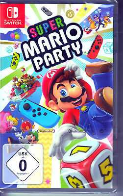 Super Mario Party Nintendo Switch Spiel NEU