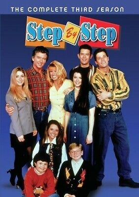 Step By Step: Complete Third Season [New DVD] Manufactured On Demand, Full Fra