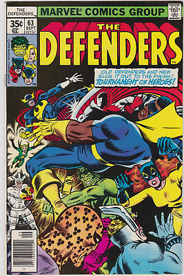The  Defenders      # 63      1978         VF