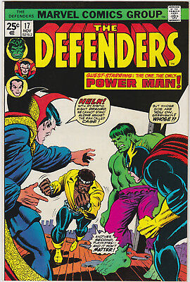 The  Defenders      # 17       1974         VF+
