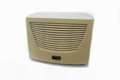 Rittal  3385110 Top Mounted Cabinet Cooler 120Vac 2130W