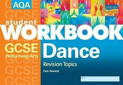 AQA GCSE Performing Arts: Dance - Revision ... by Howard, Pam Multiple copy pack