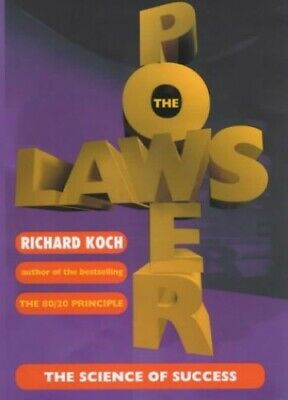 The Power Laws: The Science of Success by Koch, Richard Hardback Book The Cheap